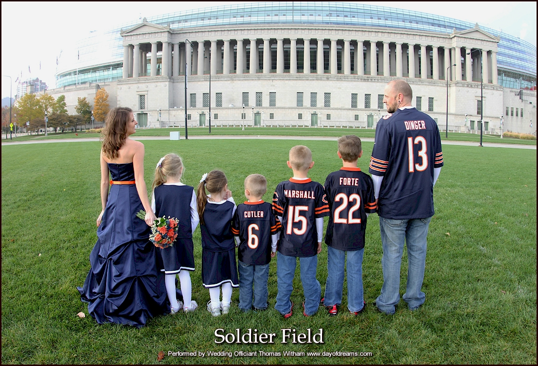 Soldier Field - Chicag...