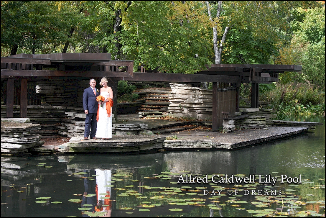 The Alfred Caldwell Lily Pool Chicago Illinois