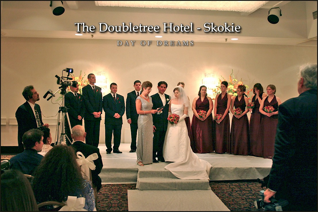 The Double Tree Hotel Skokie Illinois
