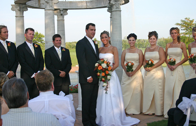 Facing your guests in a wedding ceremony junglespirit Image collections
