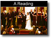 Wedding Ceremony Reading